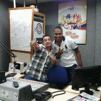 Photo taken at Radio UNO Cali by Eddie S. on 4/4/2012