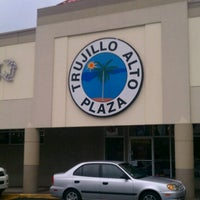 "Photo taken at Trujillo Alto Plaza by WILFREDO ""WILO"" R. on 8/24/2012"