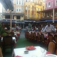 Photo taken at Meydan Balık Restaurant by Orhan Y. on 7/3/2012