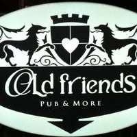 Photo taken at Old Friends Pub And More by Florin C. on 7/6/2012