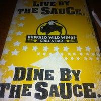 Photo taken at Buffalo Wild Wings by Cynthia N. on 4/25/2012
