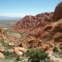 Foto tirada no(a) Red Rock Canyon National Conservation Area por Alex D. em 9/2/2012