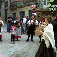Photo taken at calle real by Ali D. on 3/31/2012