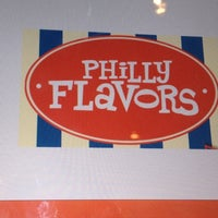 Photo taken at Philly Flavors by Maria S. on 8/25/2012