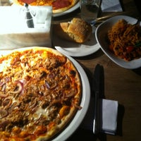 Photo taken at Vapiano by Kati B. on 4/6/2012