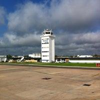 Photo taken at Aeropuerto Internacional de Mérida Manuel Crecencio Rejón (MID) by Guero S. on 6/1/2012