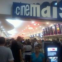 Photo taken at Manaus Plaza Shopping by Kellyane C. on 5/21/2012