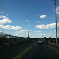 Photo taken at Rourke Bridge by Justin W. on 4/2/2012