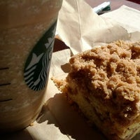 Photo taken at Starbucks by Daniel X. on 4/6/2012
