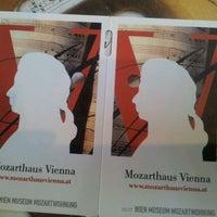 Das Foto wurde bei Mozarthaus von Mari F. am 6/15/2012 aufgenommen