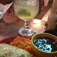 Photo taken at Gusanoz Mexican Restaurant by Shane B. on 4/23/2012