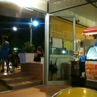 Photo taken at Stabilimento La Vela by Monica F. on 8/17/2012