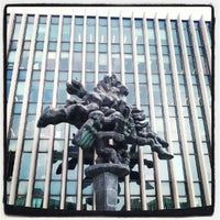 Photo taken at Columbia Law School - Jerome Greene Hall by Landes T. on 8/23/2012