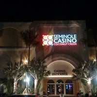 Photo taken at Seminole Casino Coconut Creek by Mrs W. on 7/8/2012
