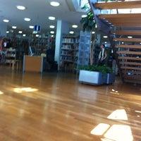 Photo taken at Stadtbücherei by Ilaria on 6/22/2012
