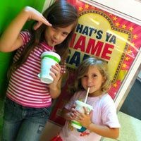 Photo taken at Boost Juice by Alison R. on 3/18/2012