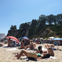 Photo taken at Paradise Cove by Natasha S. on 7/29/2012