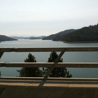 Photo taken at Pit River Bridge (VFW Memorial Bridge) by California Travel Tips - V. on 7/10/2012