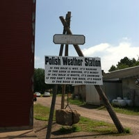 Photo taken at Polish Weather Station by Christopher S. on 7/20/2012