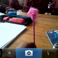 Photo taken at Riebeek College Girls' High School by Kuhle B. on 8/13/2012