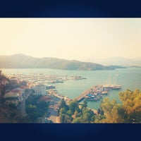 Photo taken at Fethiye by Ebru on 8/16/2012