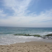 Photo taken at Thousand Steps Beach by Jeff F. on 7/10/2012