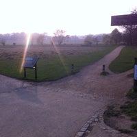 Das Foto wurde bei Richmond Park von Christian B. am 3/30/2012 aufgenommen