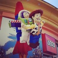 Photo taken at The LEGO Store by Nanikai on 6/3/2012