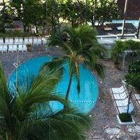 Photo taken at Sheraton Princess Kaiulani by yas m. on 8/8/2012