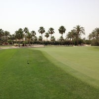 Photo taken at Doha Golf Club by Ramon B. on 5/18/2012