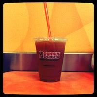 Photo taken at Dunkin' Donuts/Baskin Robbins by Aniba S. on 8/27/2012
