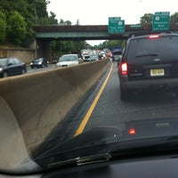 Photo taken at Schuylkill Expressway by Nic P. on 5/22/2012