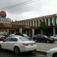 Photo taken at Centro Mexicano Libanés by Francisco V. on 8/18/2012