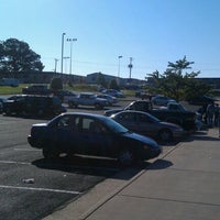 Photo taken at Louisa County High School by Kaitlyn W. on 5/10/2012