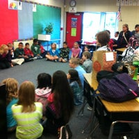 Photo taken at Eastwood Elementary by Kristin B. on 9/5/2012