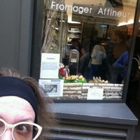 Photo taken at Fromagerie Lemarié by Gloria . on 5/10/2012