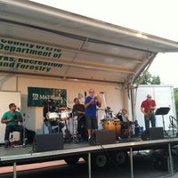 Photo taken at Bidwell Summer Concert Series by Dana S. on 8/14/2012