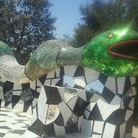 Photo taken at Kit Carson Park by Noel E. on 6/10/2012