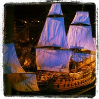 Photo taken at The Vasa Museum by Alex A. on 7/22/2012