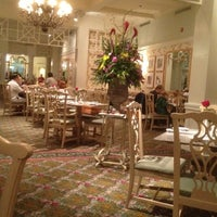 Photo taken at Grand Floridian Cafe by Mark A. on 2/27/2012
