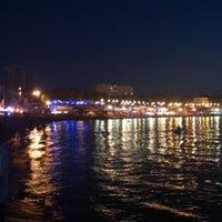 Photo taken at Central Beach by Sergei M. on 8/2/2012