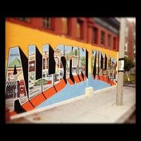 Photo taken at Allston by Carolina on 8/31/2012