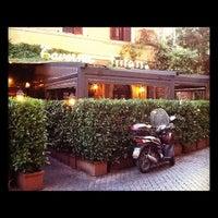 Foto scattata a Taverna Trilussa da Aurelio B. il 5/25/2012