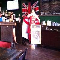 Photo taken at Three Lions Pub by Carmen H. on 8/29/2012