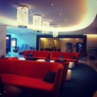 Снимок сделан в Radisson Hotel пользователем Ark 8/19/2012