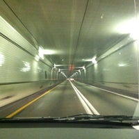 Photo taken at Baltimore Harbor Tunnel by Fabiola A. on 8/5/2012