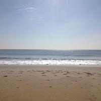 Photo taken at Ocean City Beach by Lisa J. on 4/29/2012