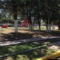 Photo taken at Parque Teca by Dani R. on 3/1/2012