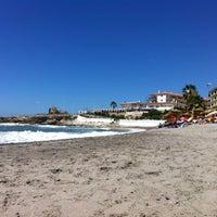 Снимок сделан в Playa La Torrecilla пользователем Maria jesus P. 6/11/2012