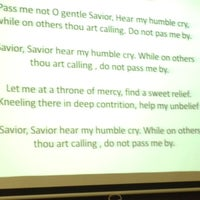 Photo taken at Santa Clarita Christian Fellowship by Cali S. on 4/7/2012